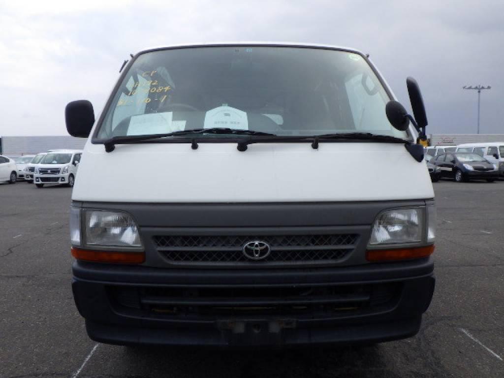 Used 2004 MT Toyota Hiace Van LH172V Image[2]