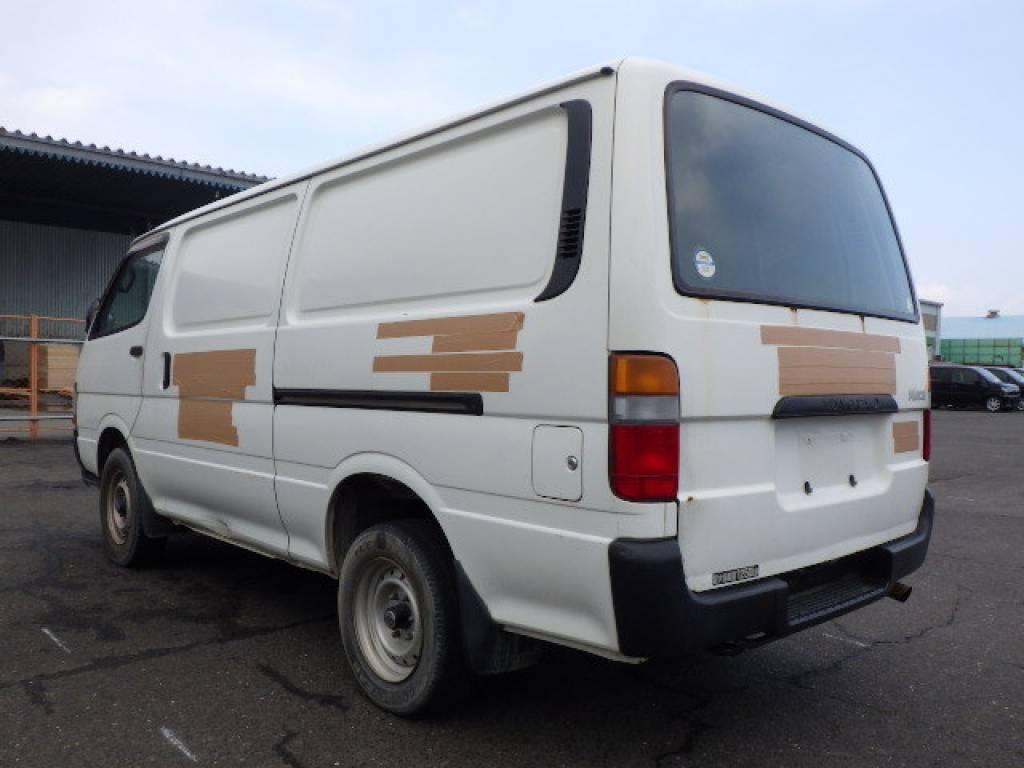 Used 2004 MT Toyota Hiace Van LH172V Image[3]