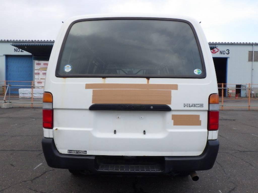 Used 2004 MT Toyota Hiace Van LH172V Image[4]