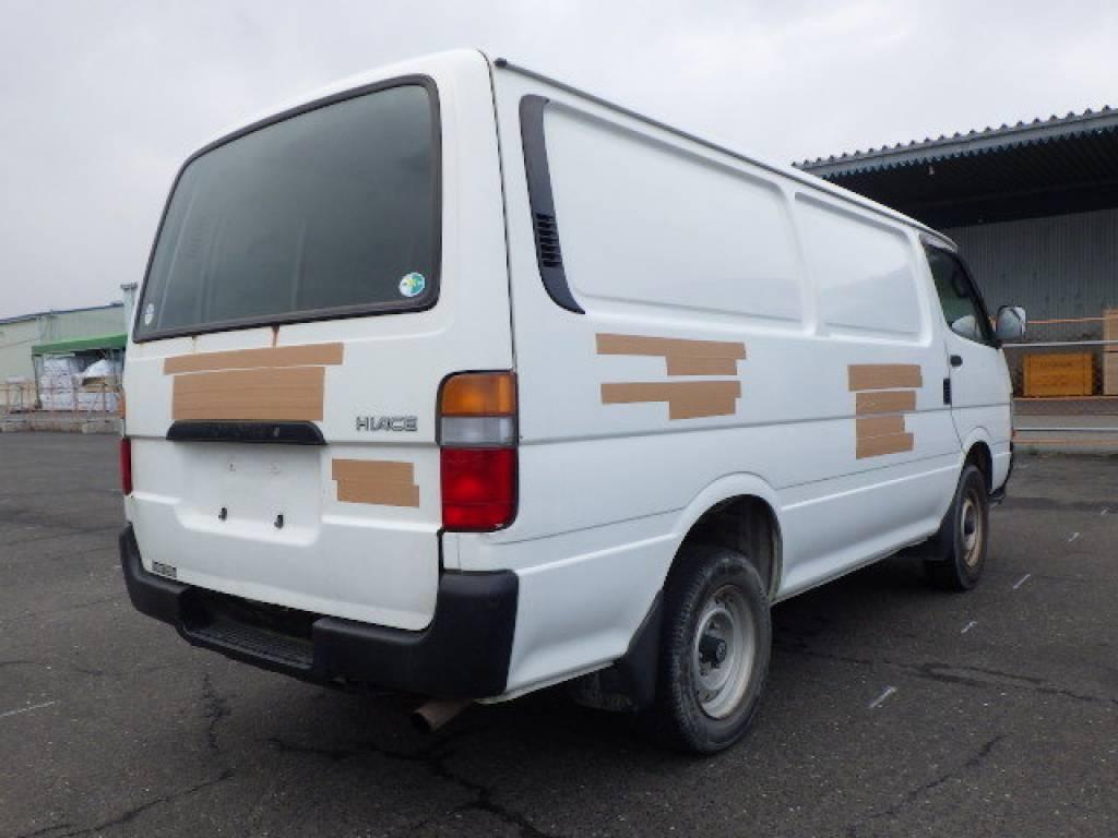 Used 2004 MT Toyota Hiace Van LH172V Image[5]