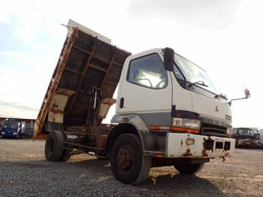 Mitsubishi Fuso Fighter Mignon 1997 from Japan