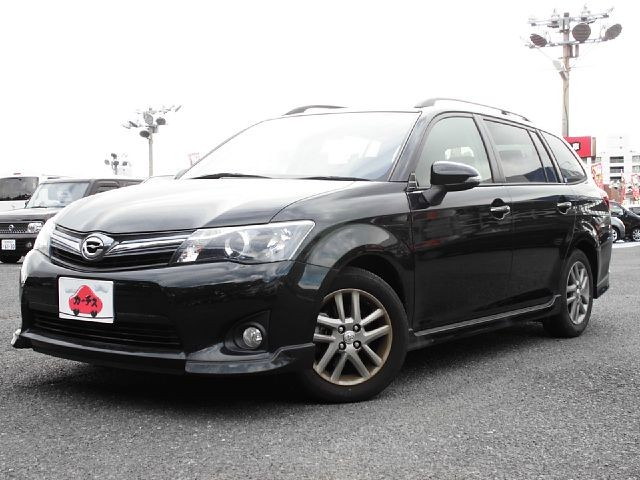 Used 2013 AT Toyota Corolla Fielder DBA-ZRE162G