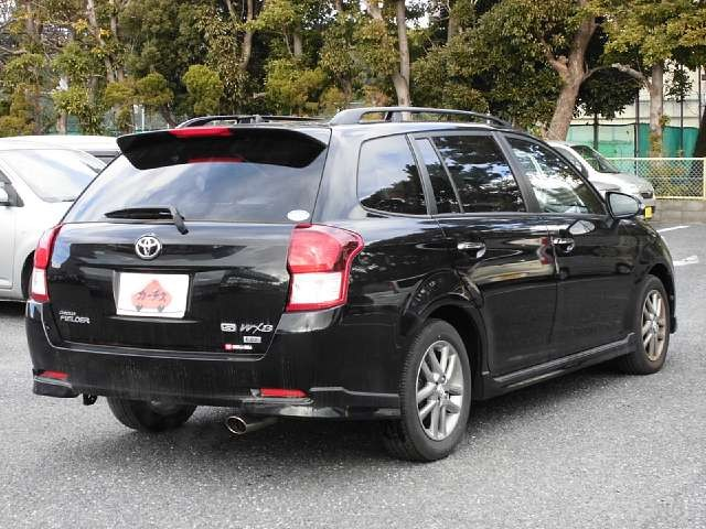 Used 2013 AT Toyota Corolla Fielder DBA-ZRE162G Image[2]