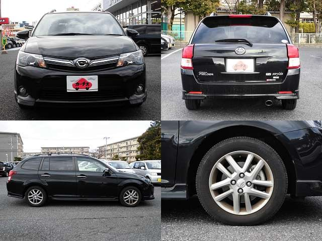 Used 2013 AT Toyota Corolla Fielder DBA-ZRE162G Image[8]
