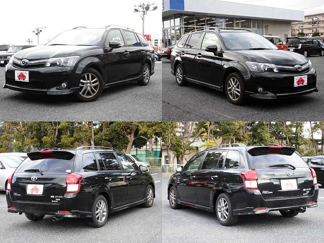 Used 2013 AT Toyota Corolla Fielder DBA-ZRE162G Image[9]