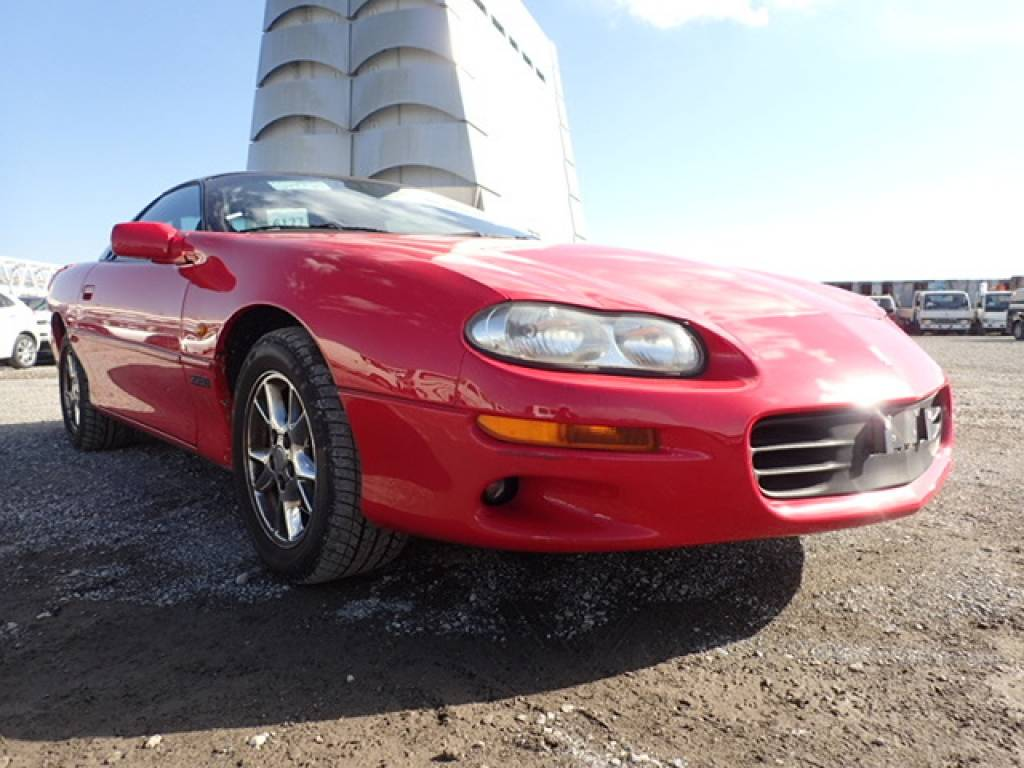 Used 2001 AT Chevrolet CAMARO CF45E