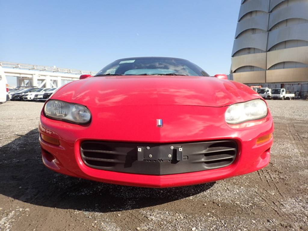 Used 2001 AT Chevrolet CAMARO CF45E Image[1]