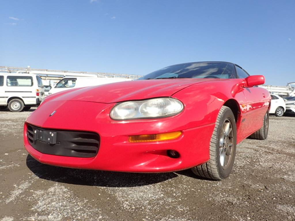 Used 2001 AT Chevrolet CAMARO CF45E Image[2]