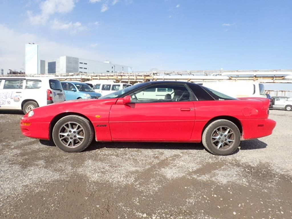 Used 2001 AT Chevrolet CAMARO CF45E Image[3]