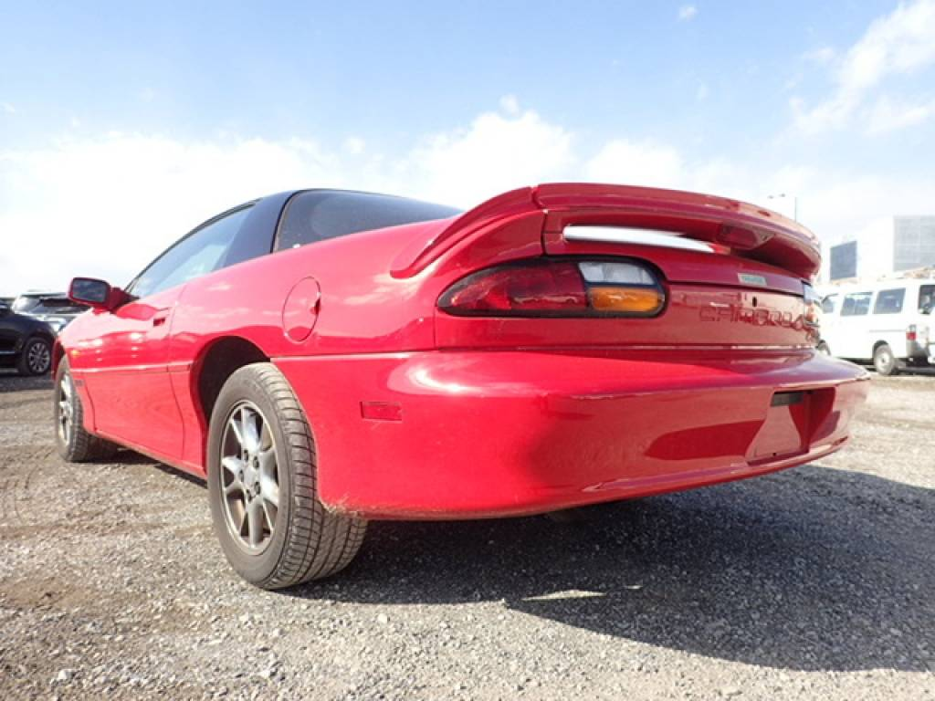 Used 2001 AT Chevrolet CAMARO CF45E Image[4]
