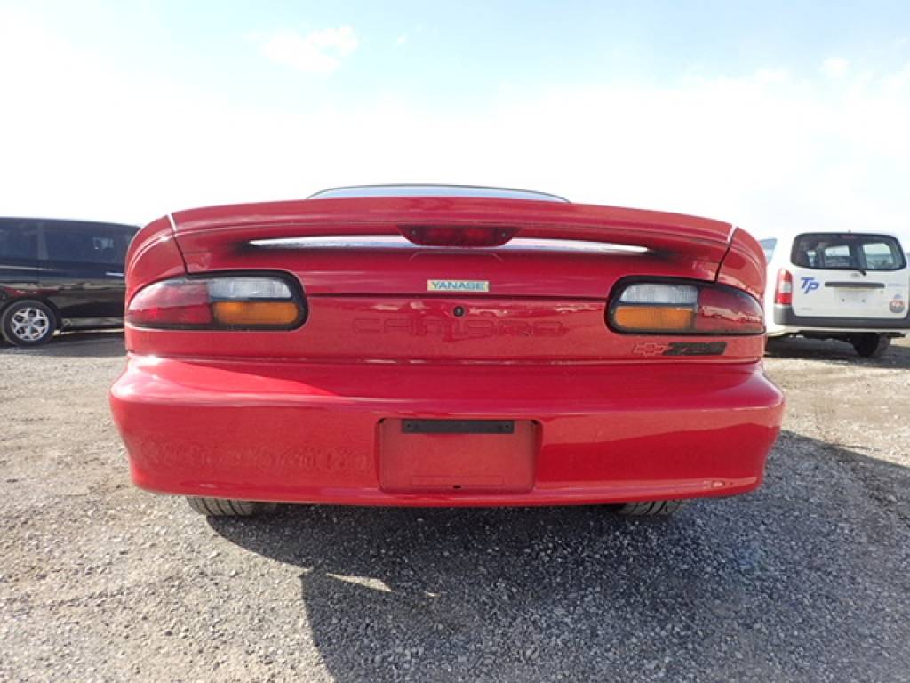 Used 2001 AT Chevrolet CAMARO CF45E Image[5]