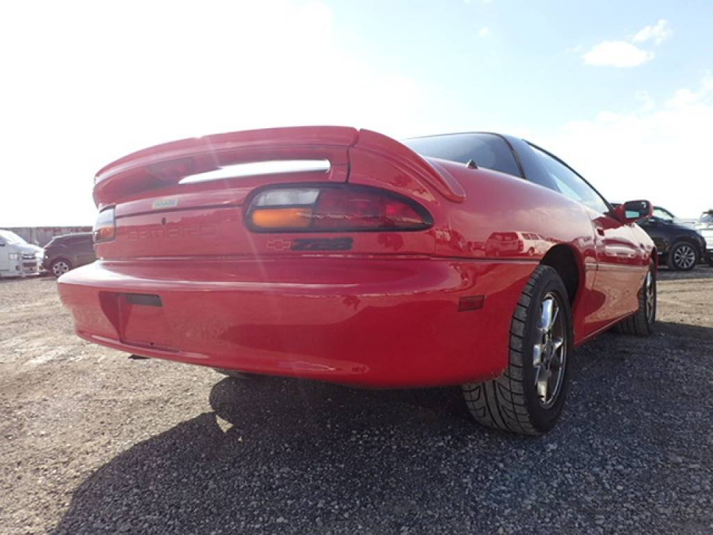 Used 2001 AT Chevrolet CAMARO CF45E Image[6]
