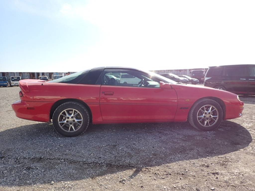 Used 2001 AT Chevrolet CAMARO CF45E Image[7]