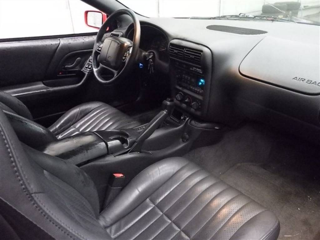 Used 2001 AT Chevrolet CAMARO CF45E Image[8]