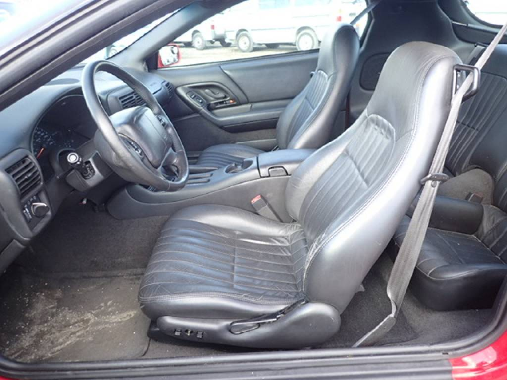 Used 2001 AT Chevrolet CAMARO CF45E Image[17]