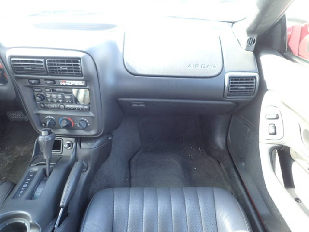 Used 2001 AT Chevrolet CAMARO CF45E Image[22]