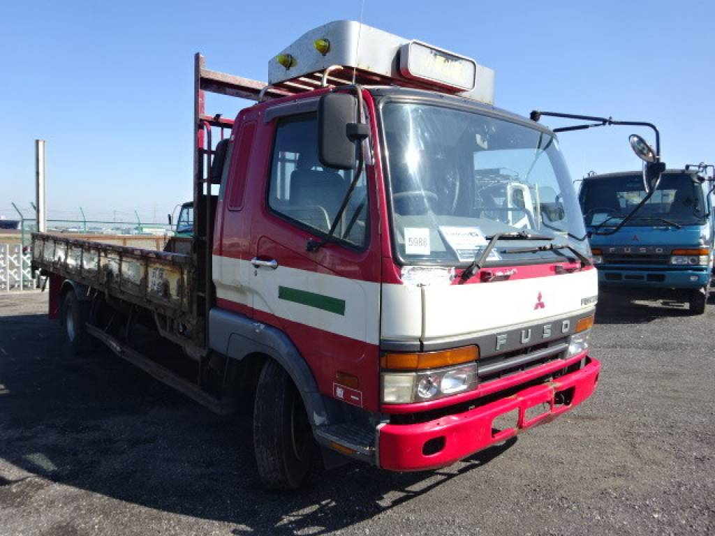 Used 1997 MT Mitsubishi Fuso Fighter FK629J Image[0]