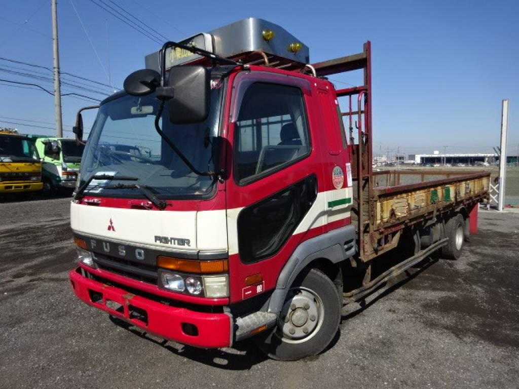 Used 1997 MT Mitsubishi Fuso Fighter FK629J Image[1]