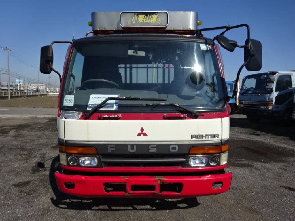 Used 1997 MT Mitsubishi Fuso Fighter FK629J Image[5]