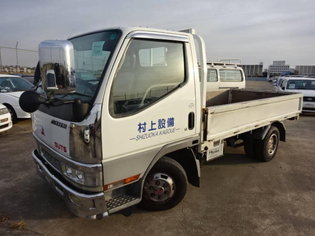 Used 2000 AT Mitsubishi Canter FB50AB