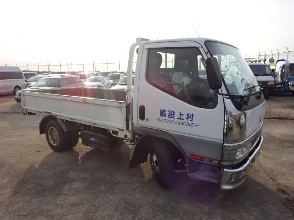 Used 2000 AT Mitsubishi Canter FB50AB Image[1]
