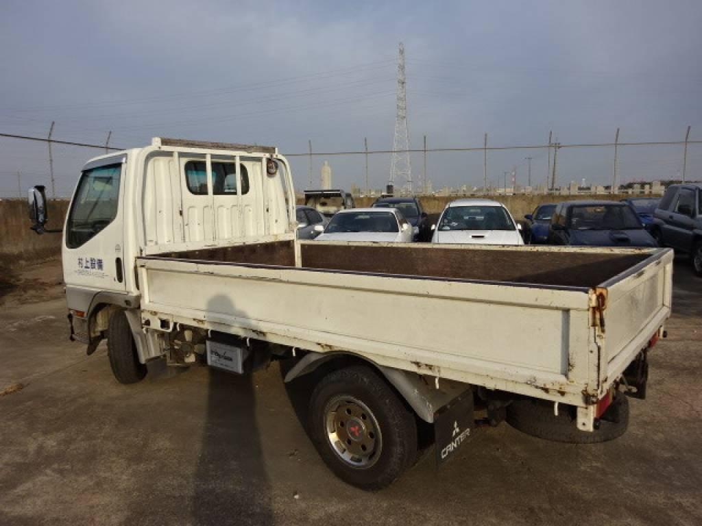 Used 2000 AT Mitsubishi Canter FB50AB Image[2]