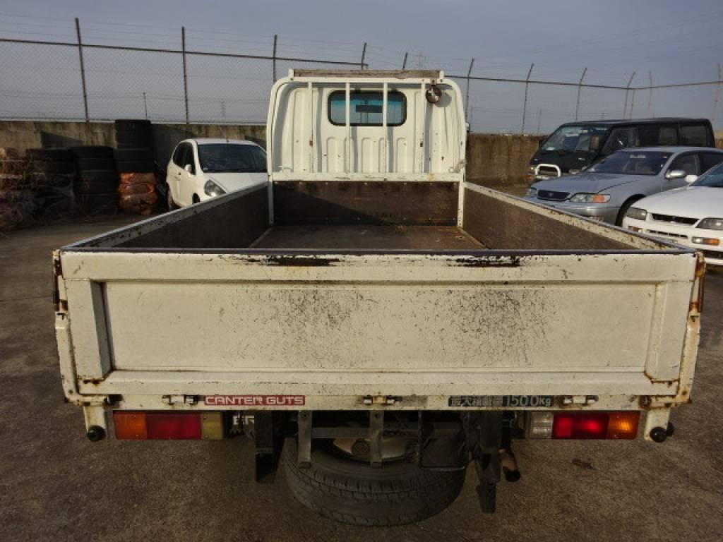 Used 2000 AT Mitsubishi Canter FB50AB Image[3]