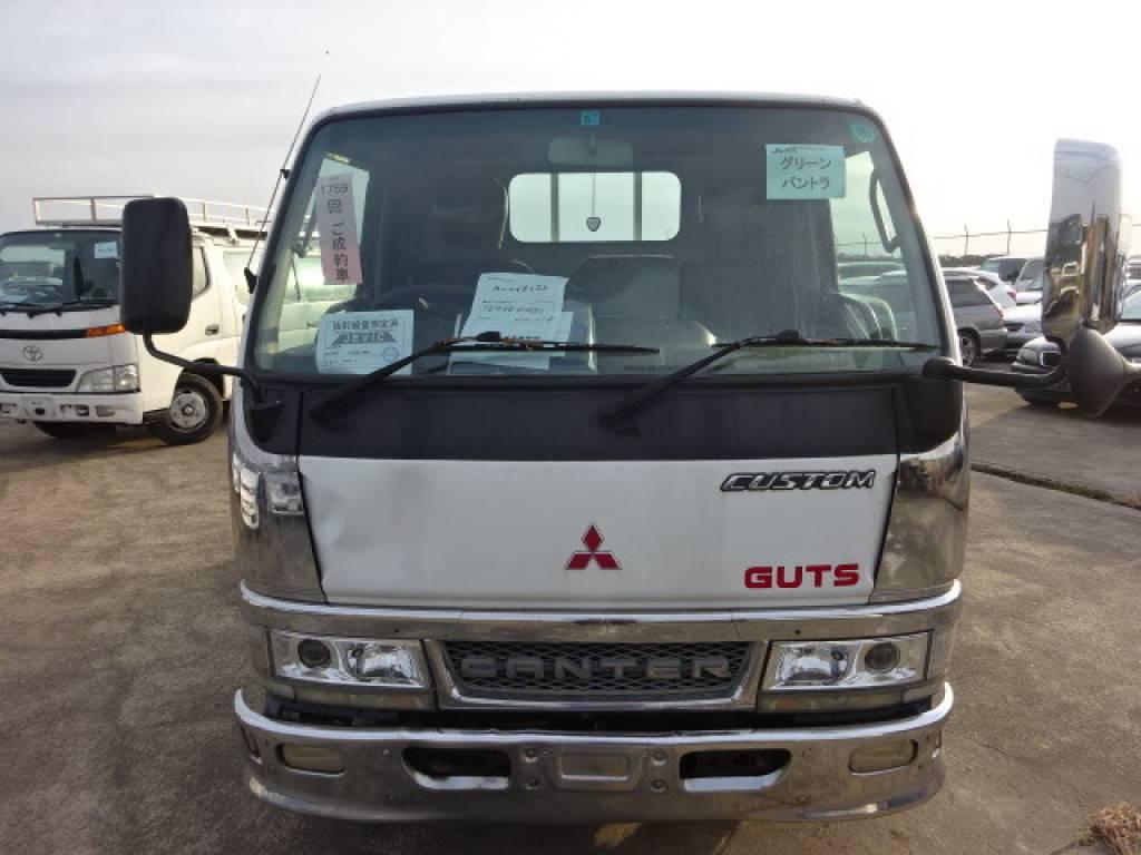 Used 2000 AT Mitsubishi Canter FB50AB Image[5]