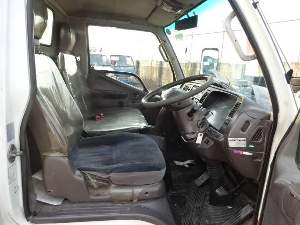 Used 2000 AT Mitsubishi Canter FB50AB Image[9]
