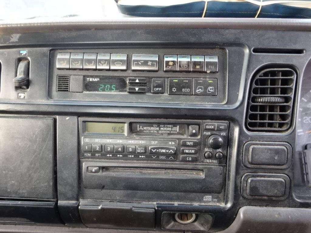 Used 2000 AT Mitsubishi Canter FB50AB Image[15]