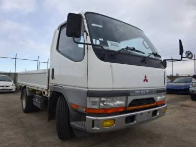 Mitsubishi Canter 1993 from Japan