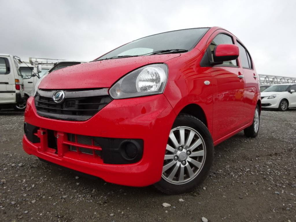 Used 2016 AT Daihatsu Mira es LA300S