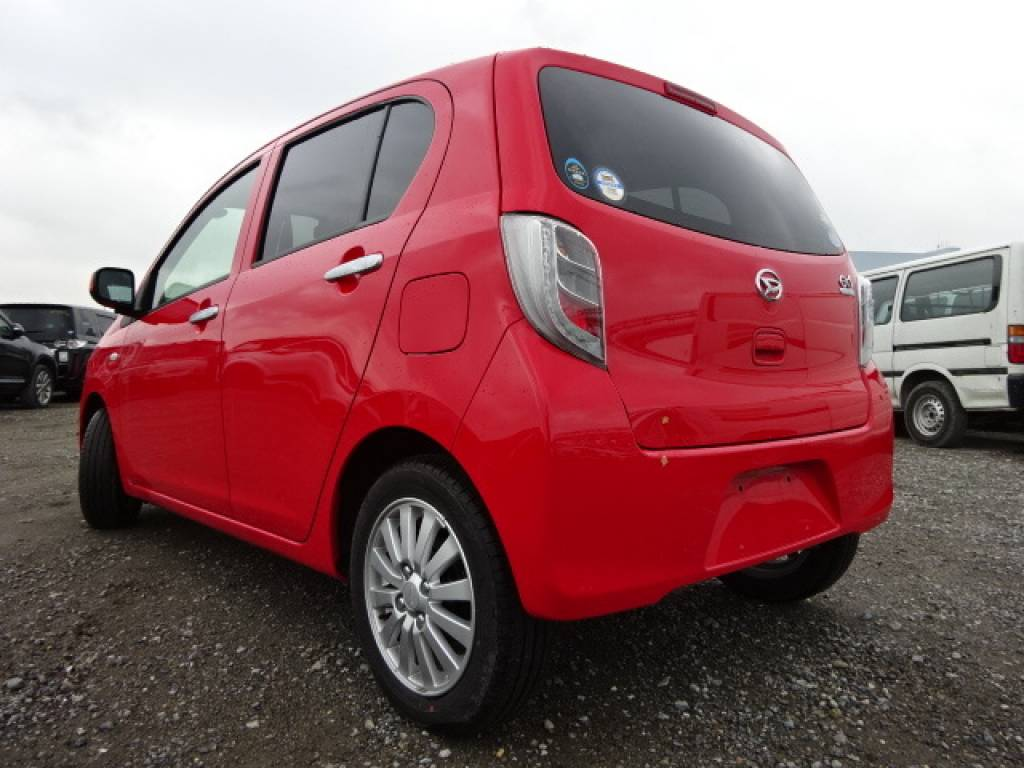 Used 2016 AT Daihatsu Mira es LA300S Image[1]