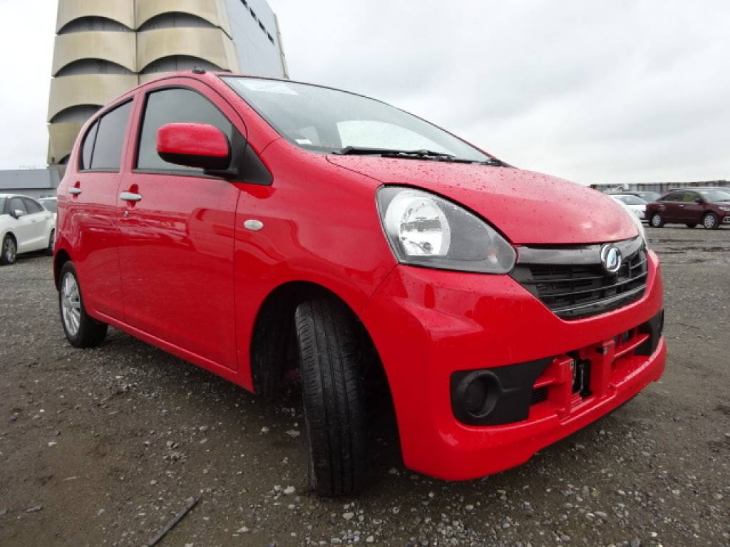 Used 2016 AT Daihatsu Mira es LA300S Image[2]