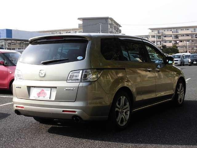 Used 2006 AT Mazda MPV DBA-LY3P Image[2]