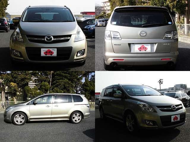 Used 2006 AT Mazda MPV DBA-LY3P Image[9]