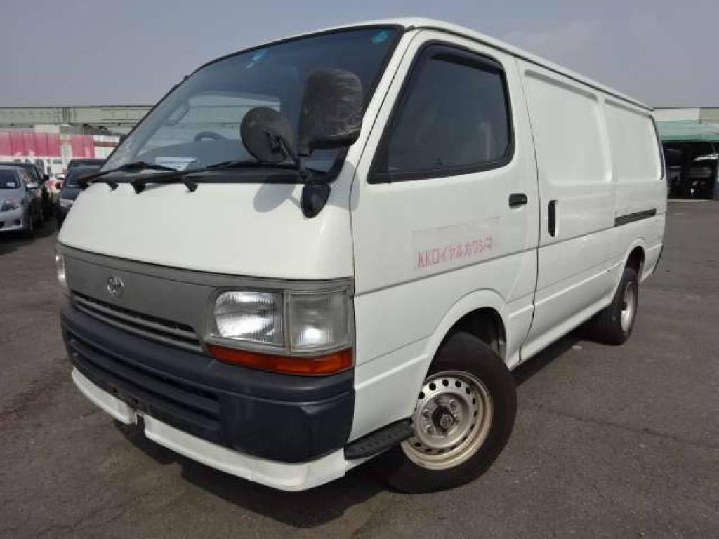 Used 1996 AT Toyota Hiace Van RZH112V Image[2]