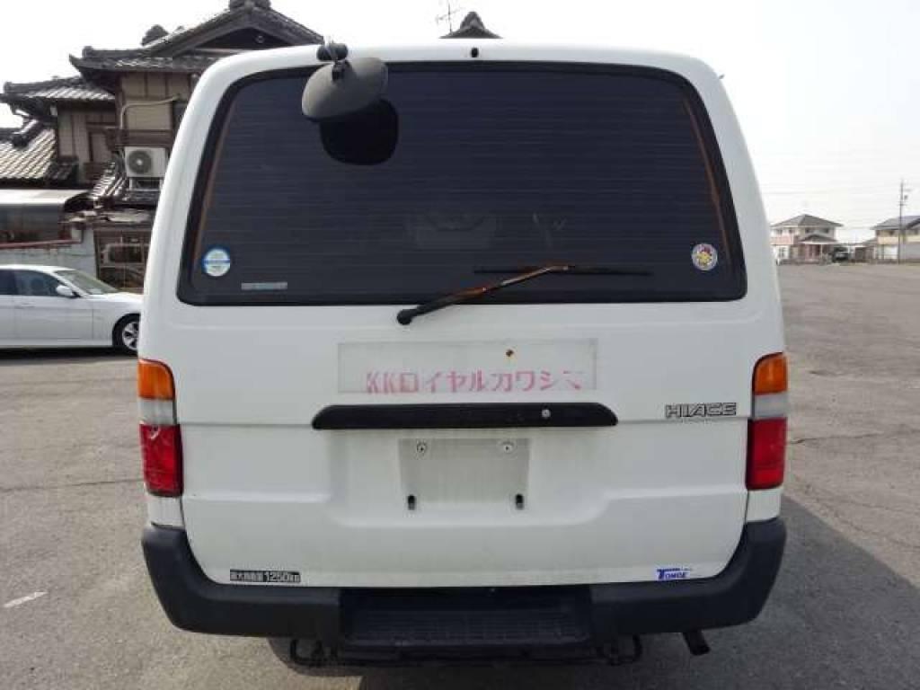 Used 1996 AT Toyota Hiace Van RZH112V Image[4]