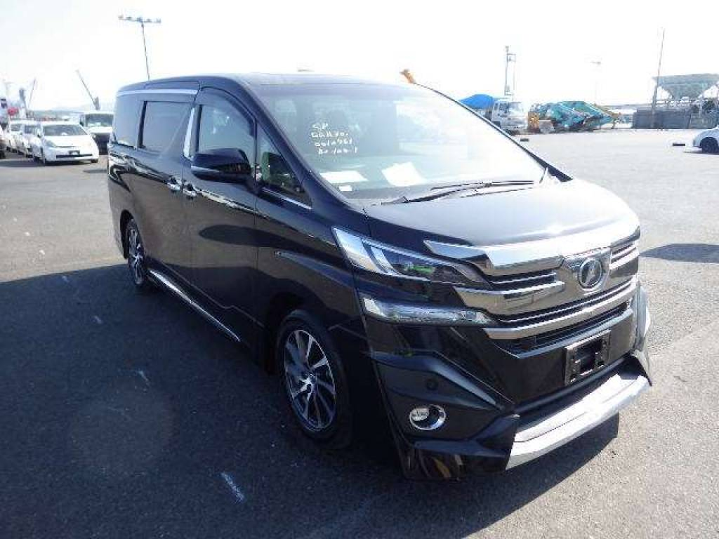Used 2016 AT Toyota Velfire GGH30W Image[1]