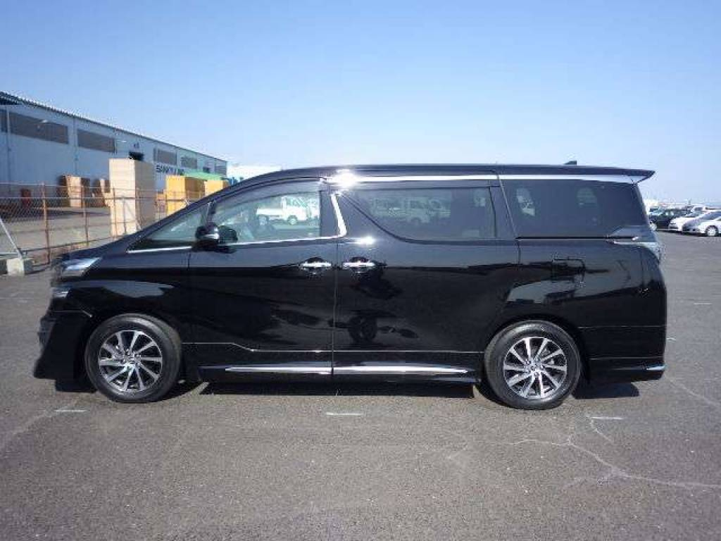 Used 2016 AT Toyota Velfire GGH30W Image[2]