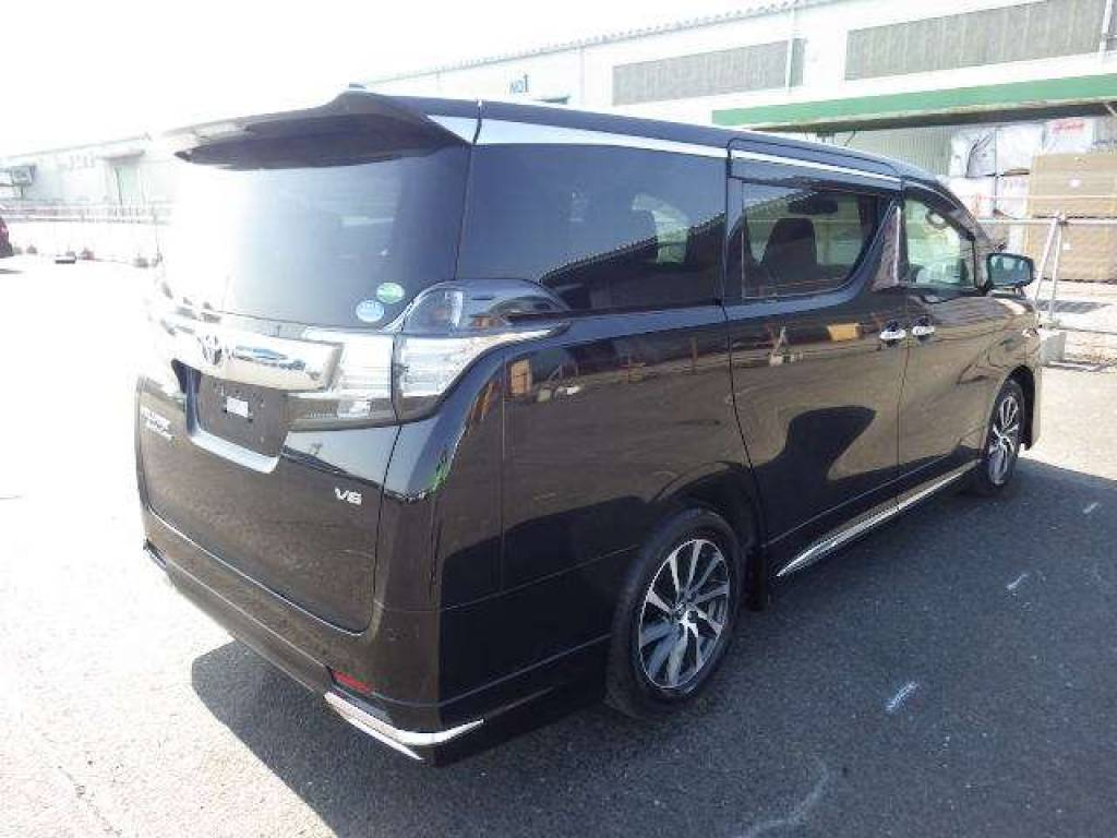 Used 2016 AT Toyota Velfire GGH30W Image[4]