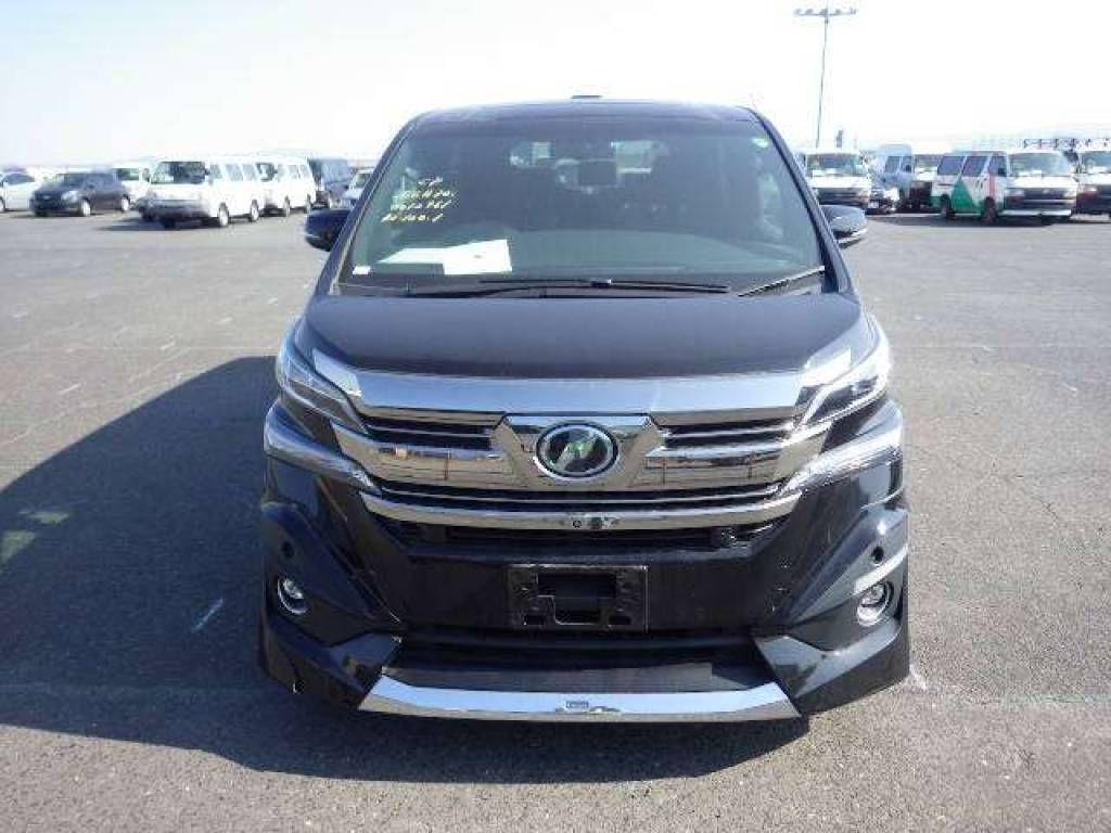 Used 2016 AT Toyota Velfire GGH30W Image[5]