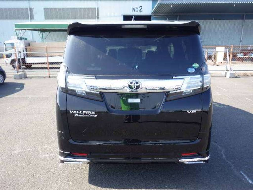 Used 2016 AT Toyota Velfire GGH30W Image[6]