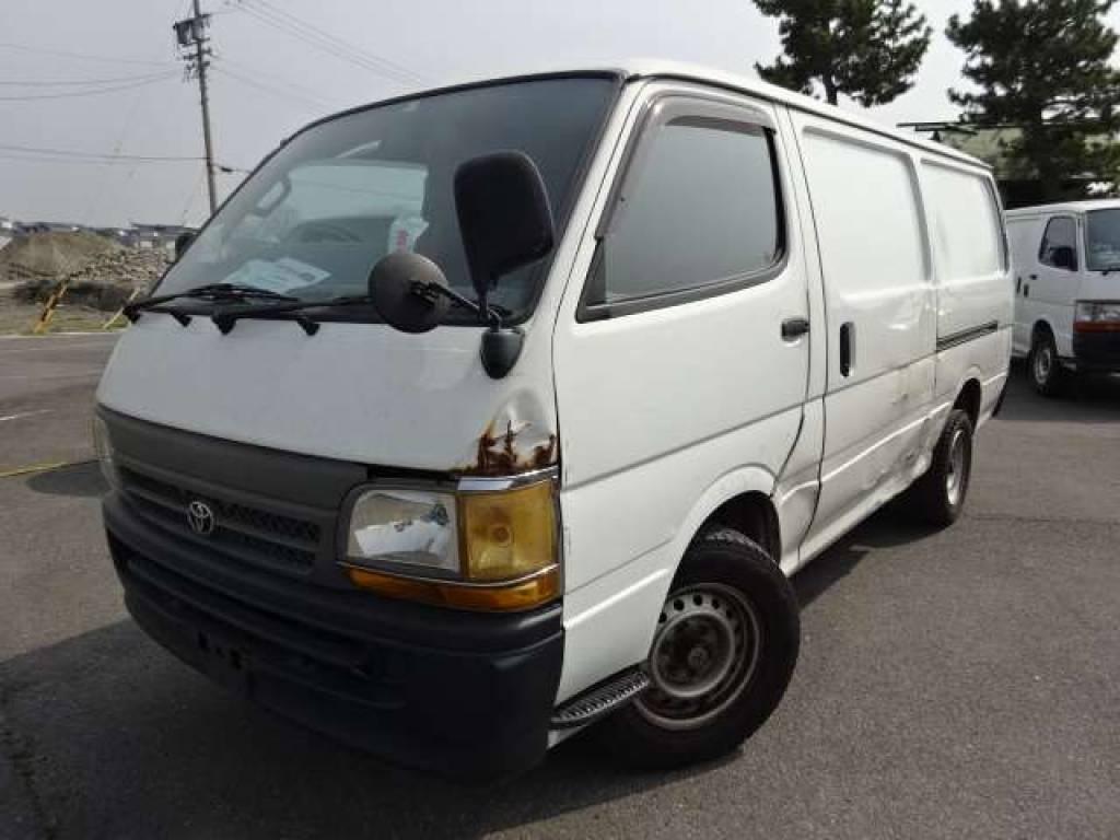 Used 2000 AT Toyota Hiace Van RZH112V