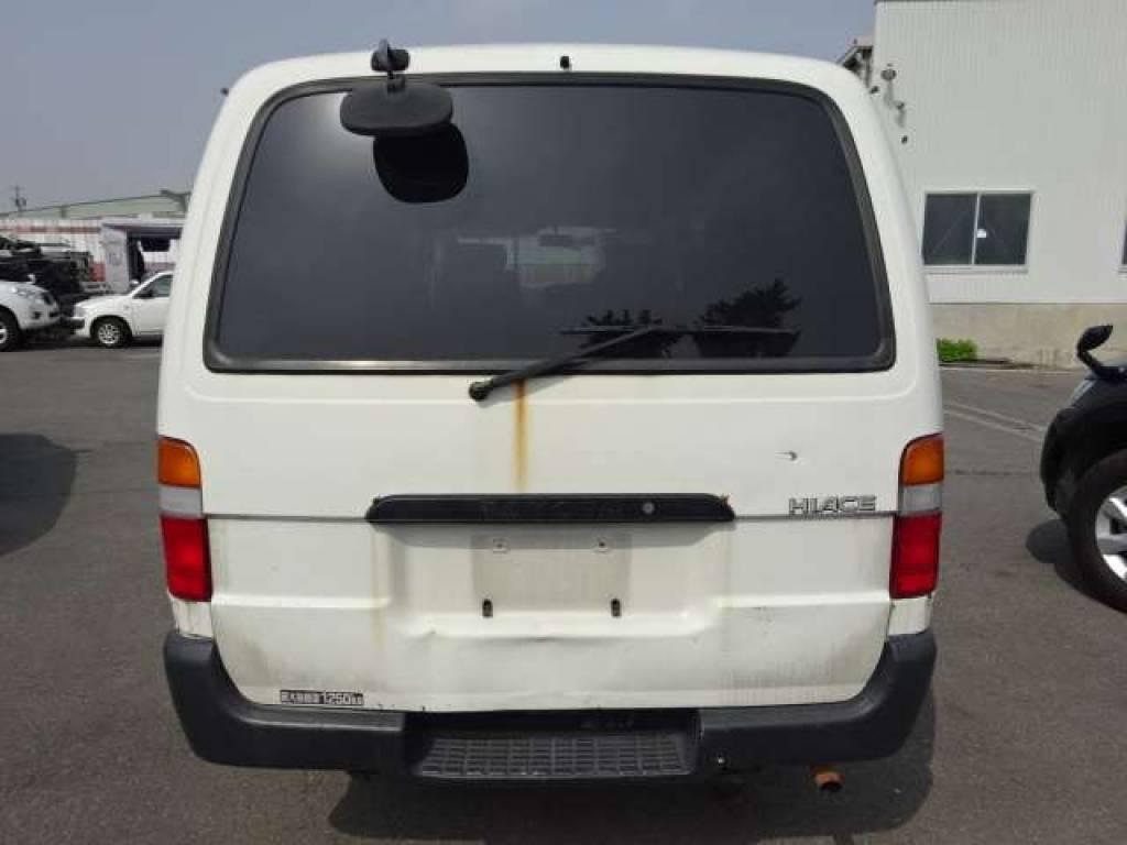 Used 2000 AT Toyota Hiace Van RZH112V Image[5]