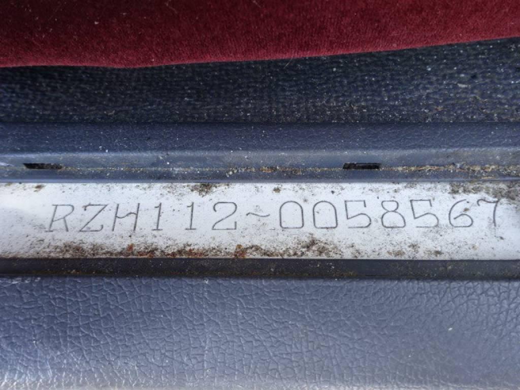 Used 2000 AT Toyota Hiace Van RZH112V Image[30]