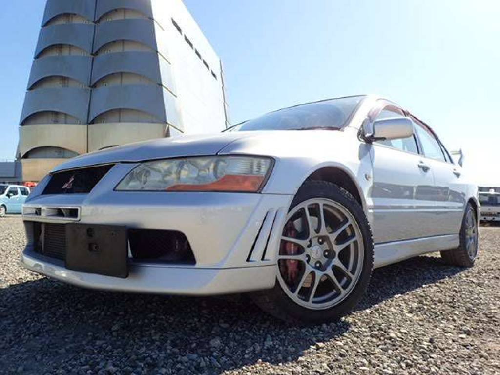 sedan on hood lancer evolution turbo sport mitsubishi large wheelwell s alex
