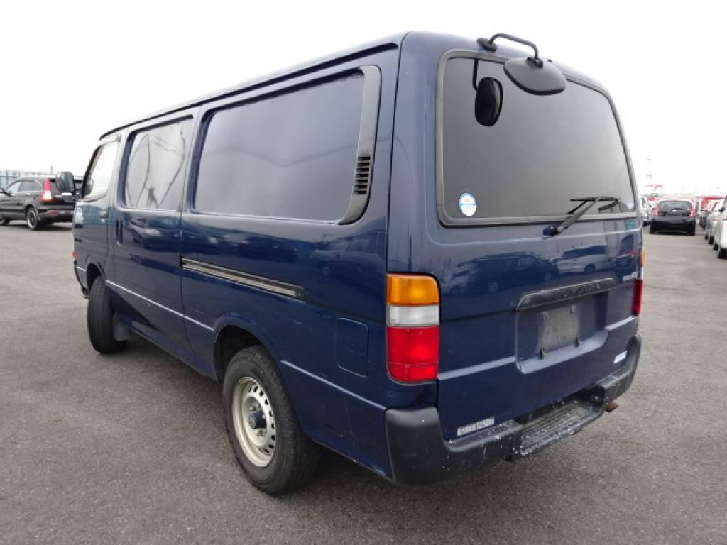 Used 2004 MT Toyota Hiace Van TRH112V Image[2]