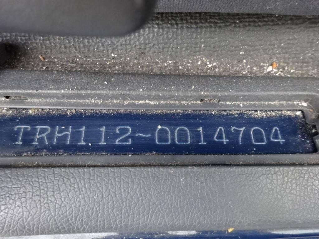Used 2004 MT Toyota Hiace Van TRH112V Image[30]