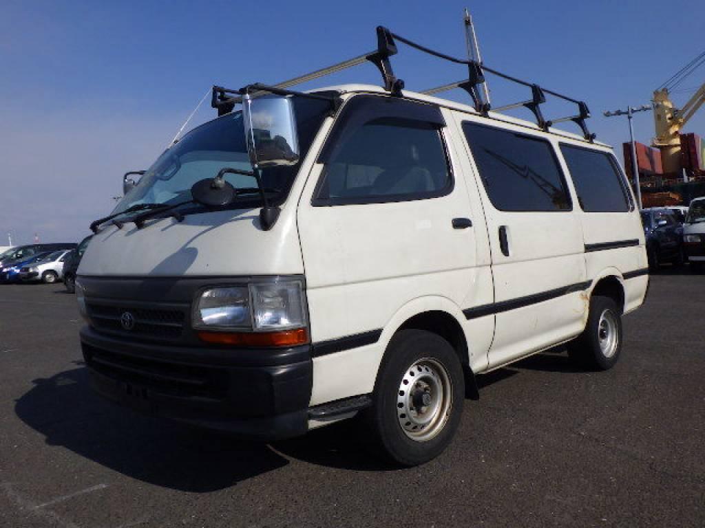 Used 2001 AT Toyota Hiace Van RZH102V